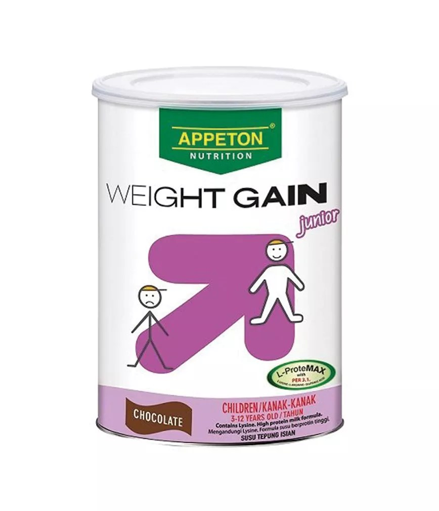 Newborn & Infant Nursing Reviews Appeton Weight Gain Junior Choco 900g Rose Pharmacy