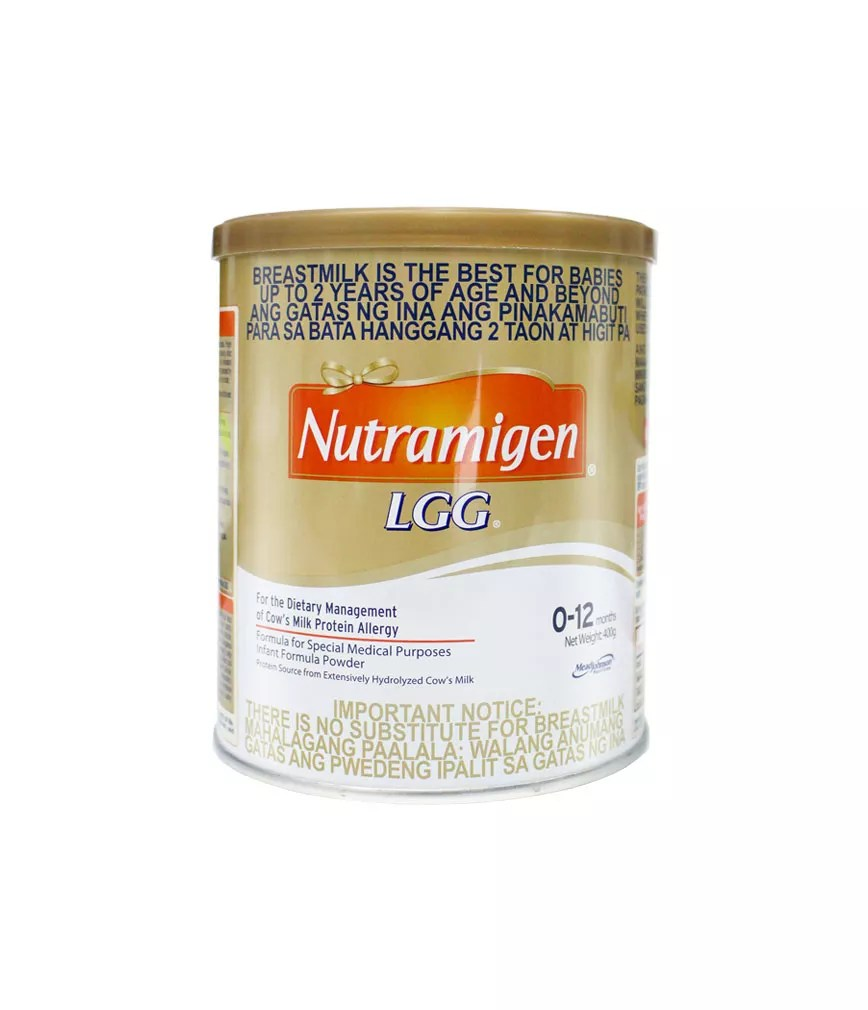 Newborn & Infant Nursing Reviews Nutramigen Lgg 12 Months 400g Rose Pharmacy