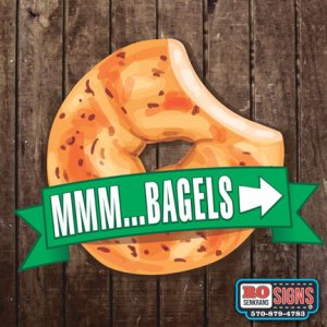 Rosigns - MMM...BAGELS