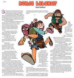 Cerpen anak di majalah soca