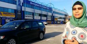 St Andrew's Birmingham city FC