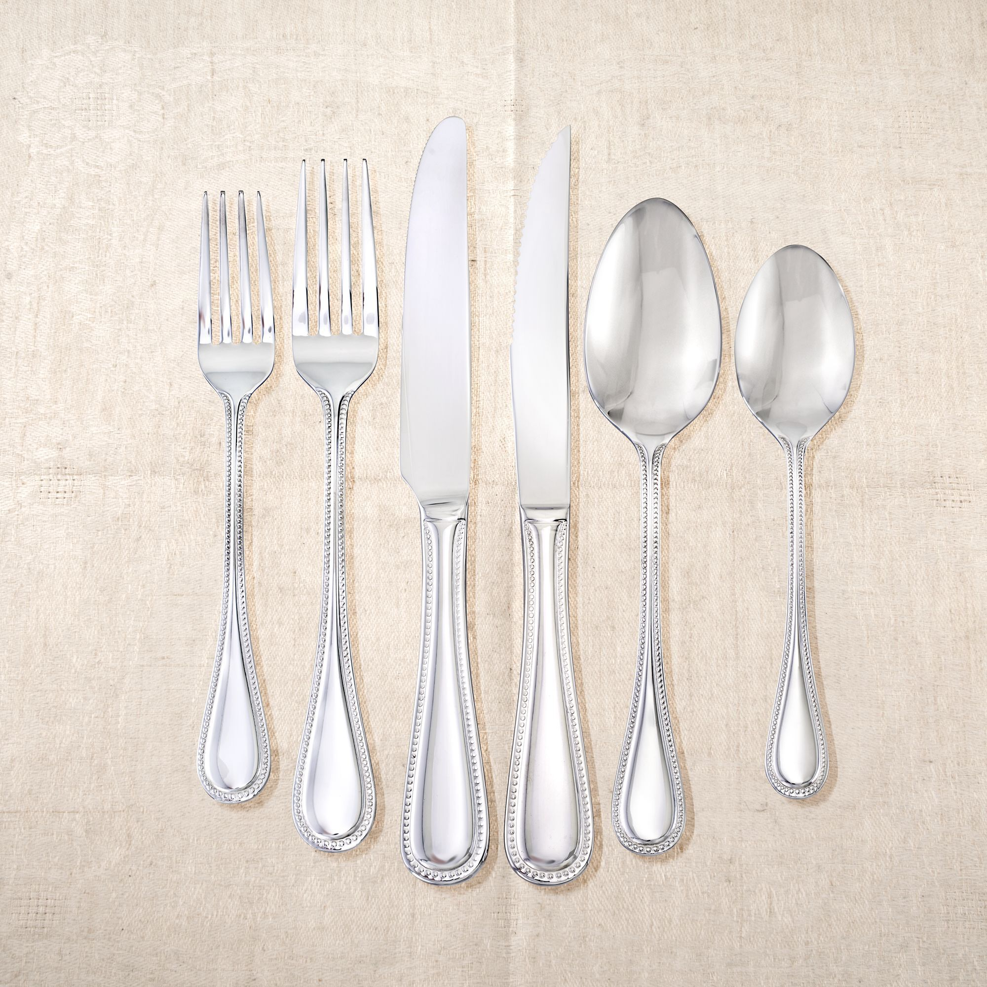 Discount Stainless Flatware Studio Silversmiths