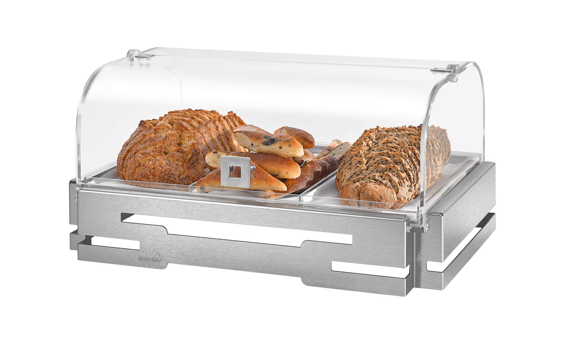 Countertop Bakery Case Stainless Steel Base For Rosseto Bakery Cases Bk015