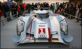Les 24 heures du Mans 2012 2/2