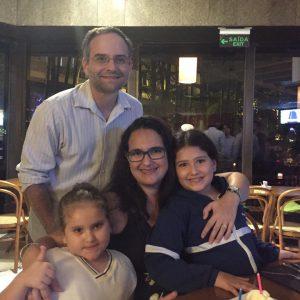 Família Valadão Donnici de Azevedo