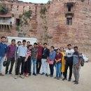 Rotaractors on a heritage tour