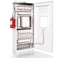 FireDETEC Electrical Cabinet Fire Suppression and ...
