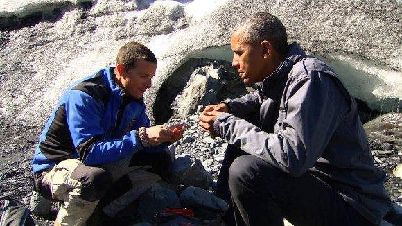Grylls en Obama 2