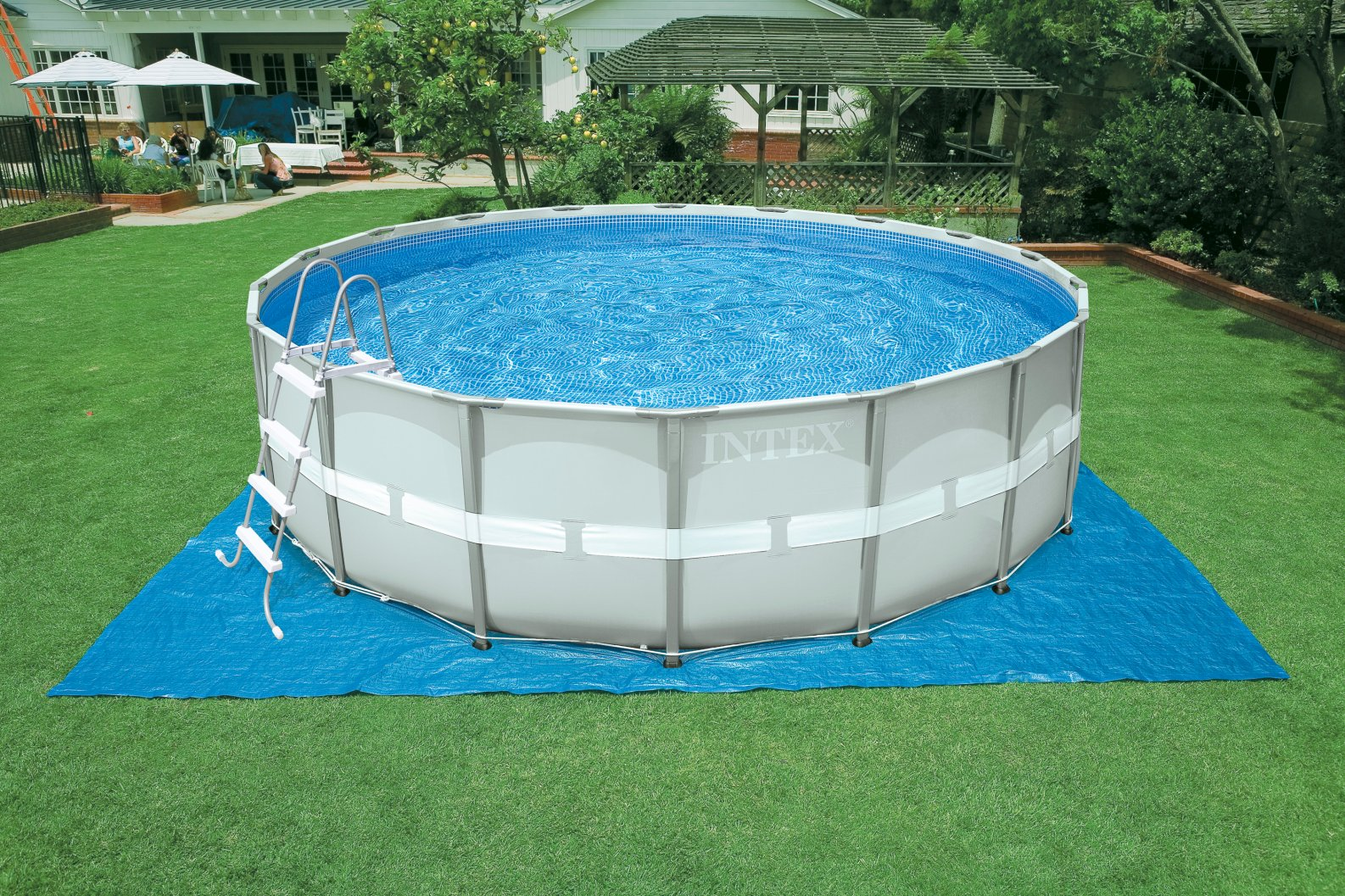 Piscina Intex Rotonda Piscina Ultra Frame Rotonda Intex 28324