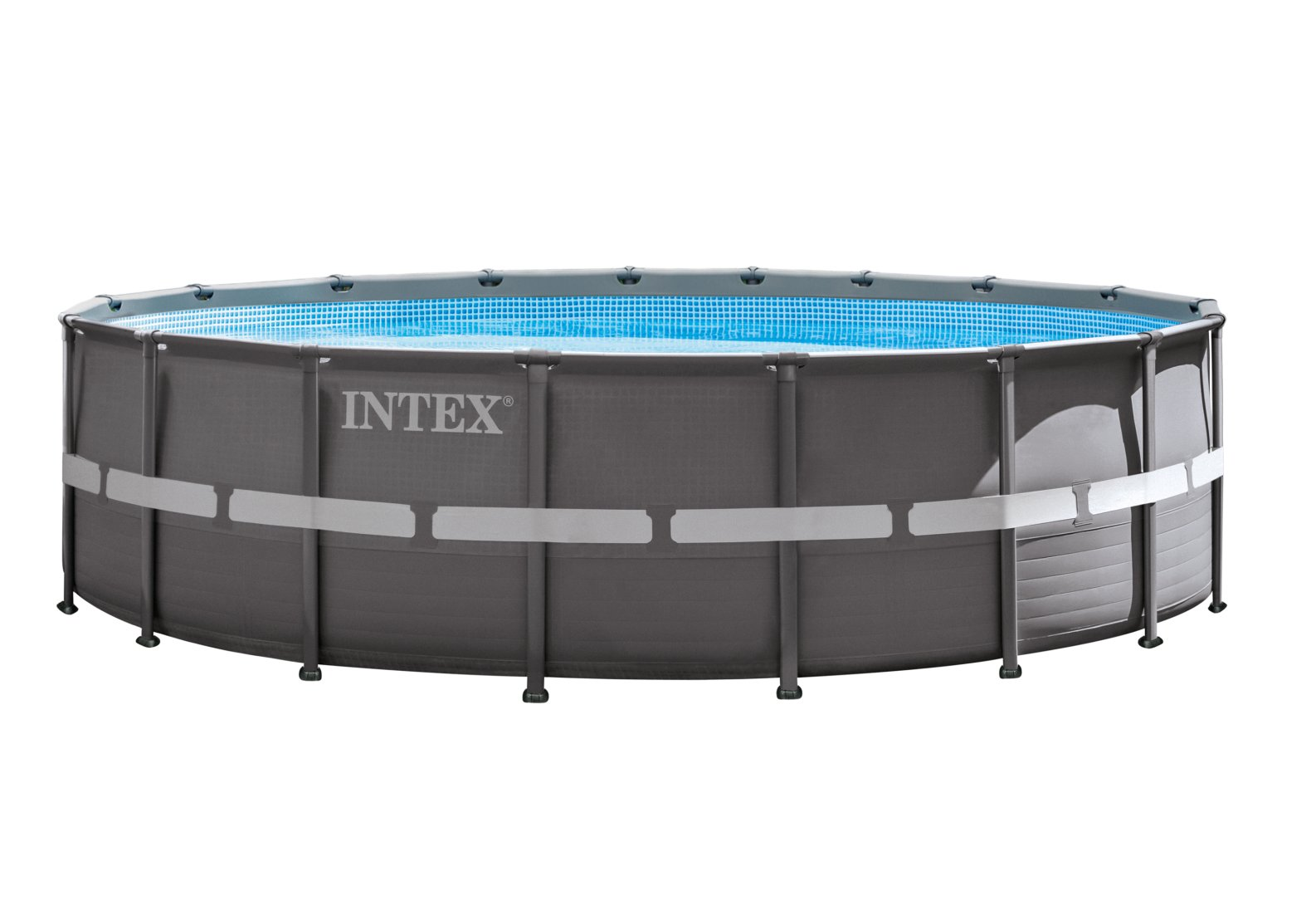 Piscina Intex Rotonda Piscina Fuori Terra Intex 28336 Ultra Frame 43 Pompa