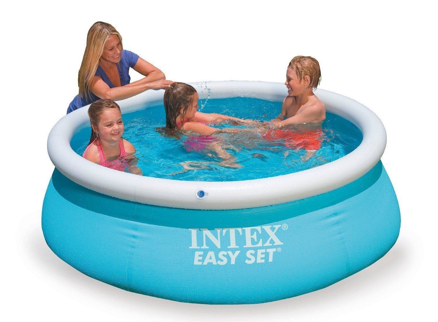 Piscina Intex Rotonda Intex 28101 Piscina My First Easy Rotonda Tonda 183 X 51