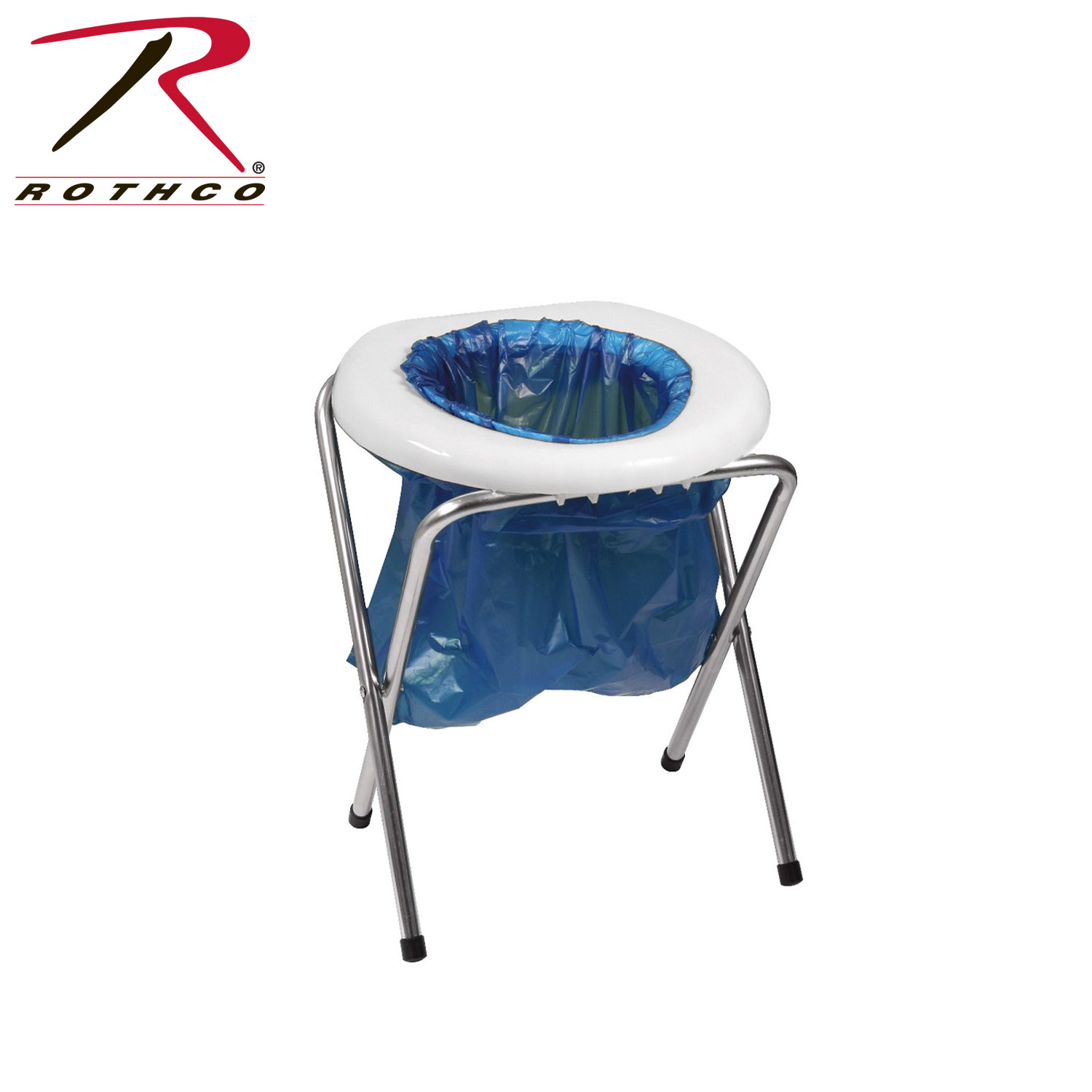 Camping Toilet Rothco Portable Camp Toilet