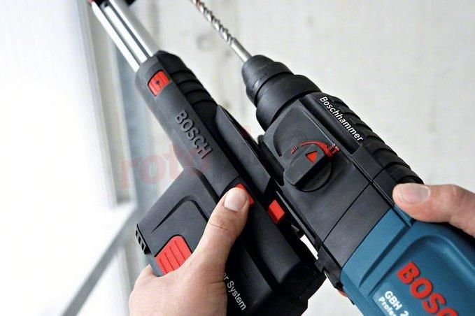 Bosch Gbh 2 23 Rea Dust Extraction Hammer Drill Bosch Gbh 2-23 Rea