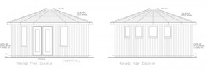 Planning Permission For Garden Room And Garden Rooms In