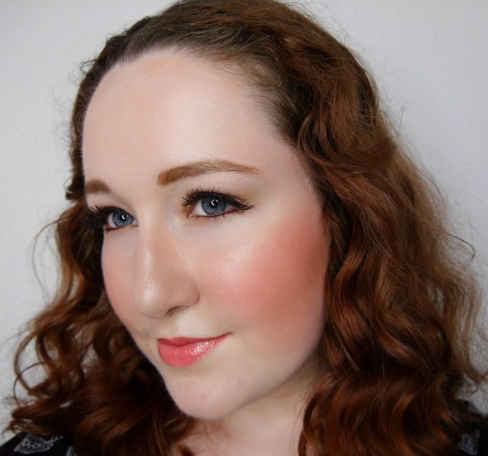 Bronze Goddess Estée Lauder Makeup Look