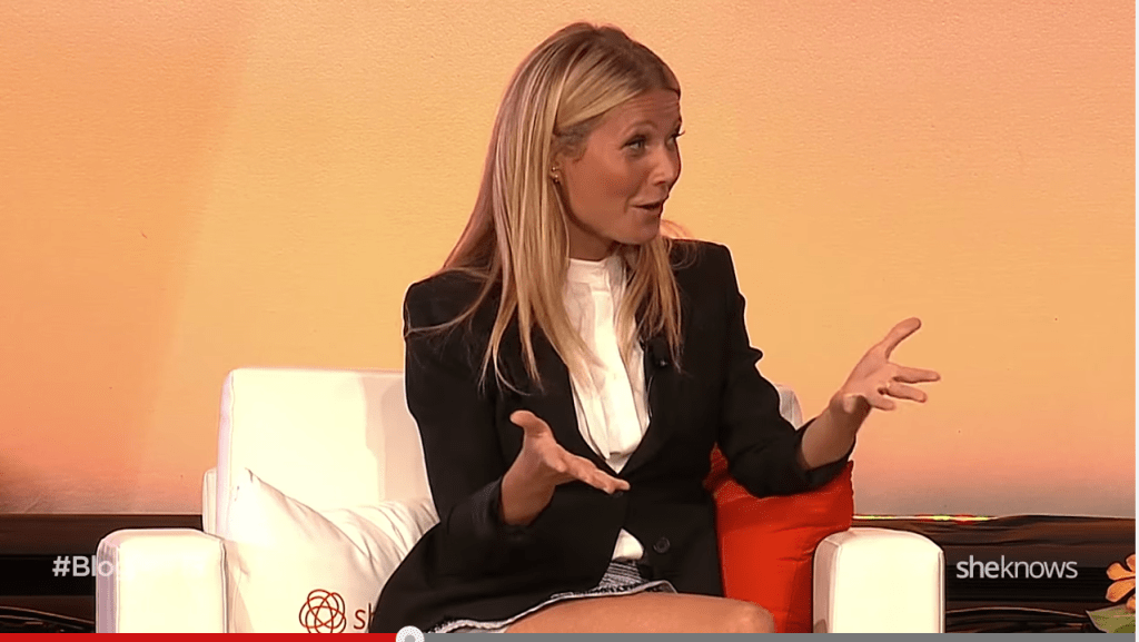 Gwyneth Paltrow opens up about coparenting and her divorce from Chris