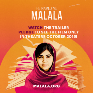 He Named Me Malala. Why I'm taking my daughter to see this movie