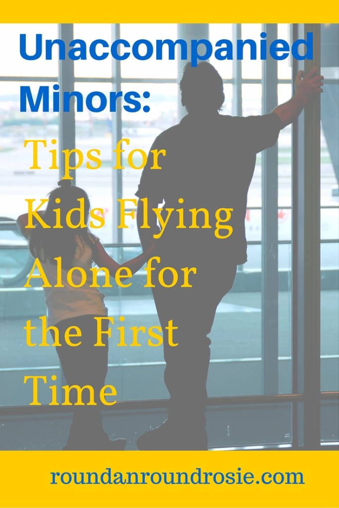 Unaccompanied Minors Pinterest image.