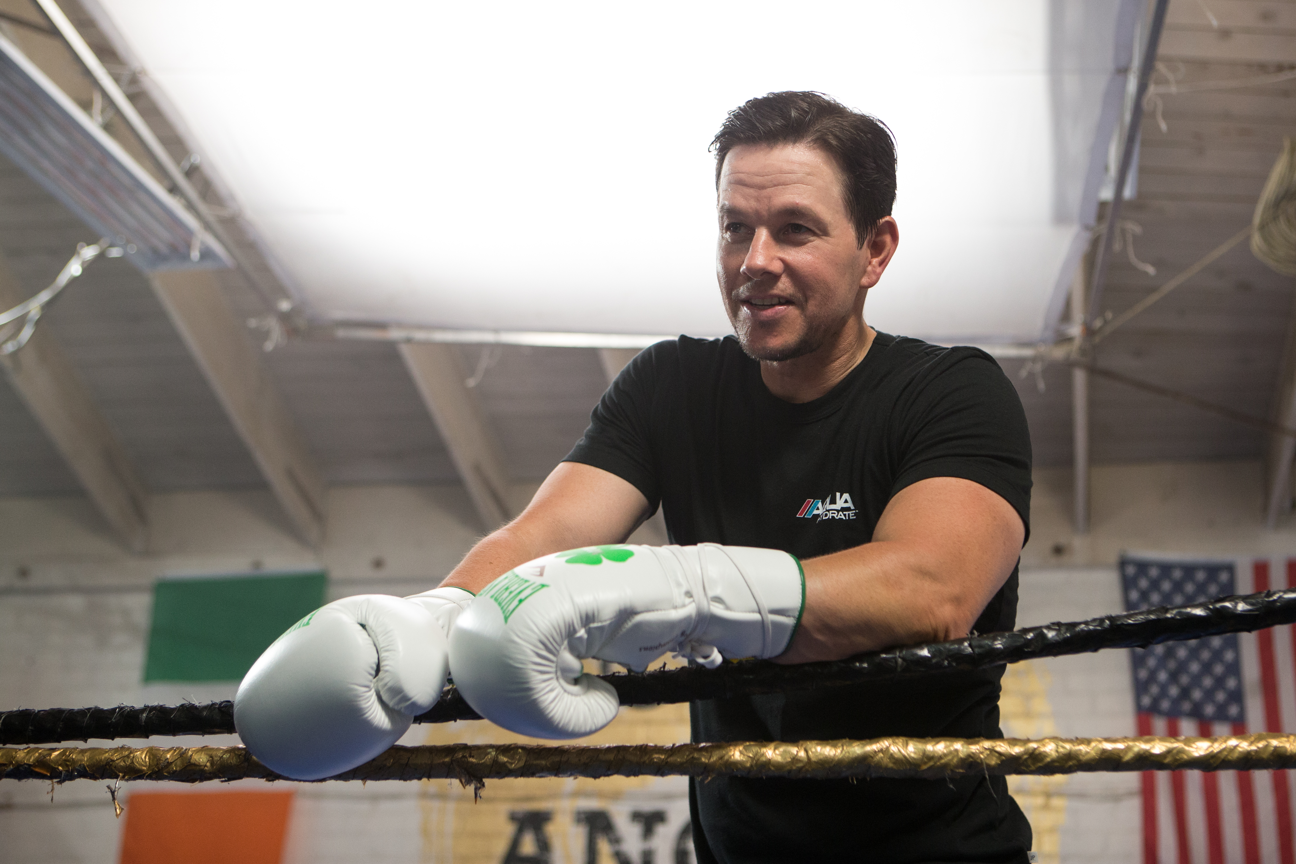 Dazn App Diddy_vs_mark Wahlberg_036 | Round By Round Boxing