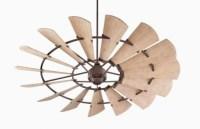 35 Unique Modern Antique Rustic Ceiling Fans Ideas For ...
