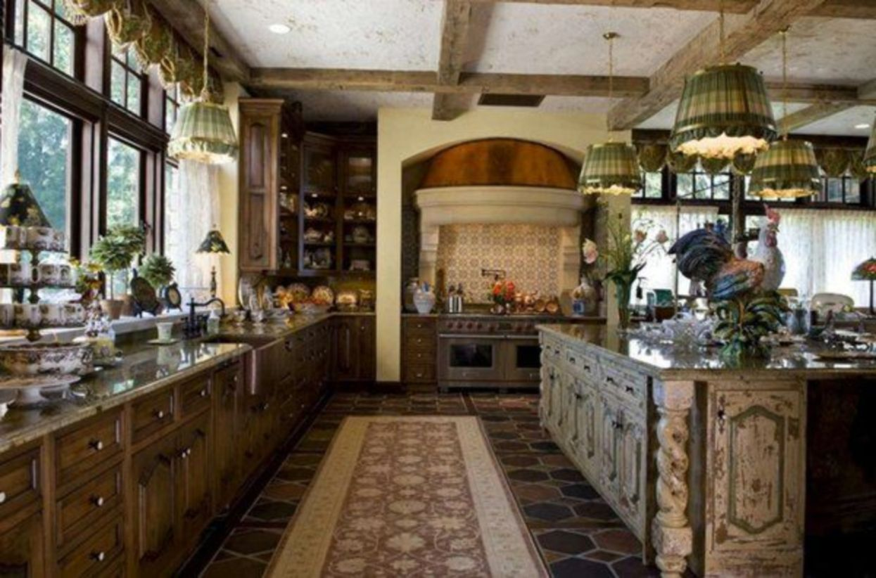 Modern French Country Kitchen 56 Popular Modern French Country Kitchen Design Ideas Roundecor
