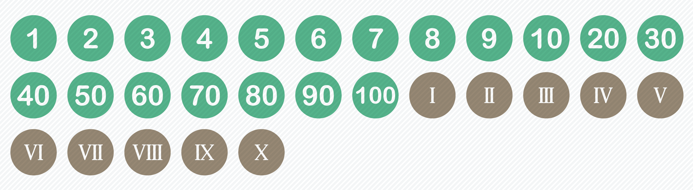Numbers_Flat_Icons