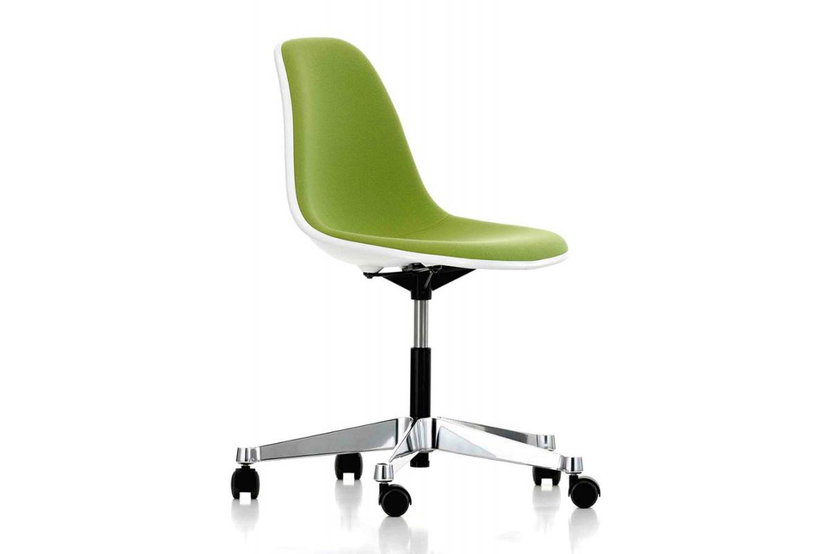 Chaises Actuelles Vitra Eames Plastic Side Chair Pscc Round Office