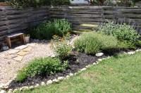 small backyard ideas | A Round Rock Garden