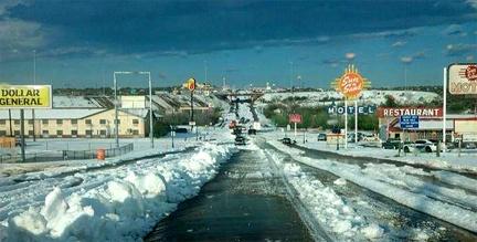 Santa Rosa hail