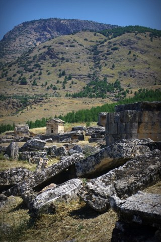 Ancient Ruins - Hierapolis