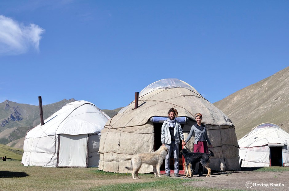 Yurt - home for a day copy