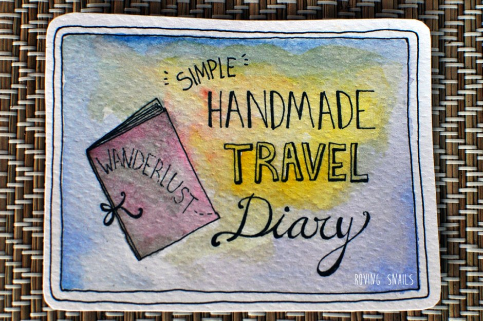 DIY Travel Diary COVER copy