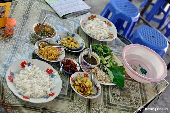 Myanmar_Meal for 1 usd