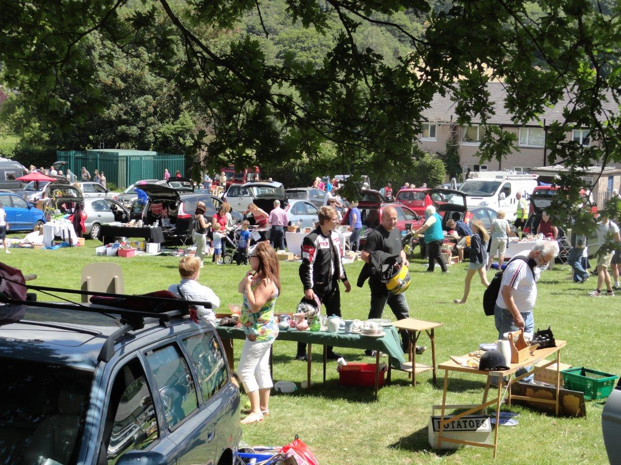 Car Boot Sales In North Wales