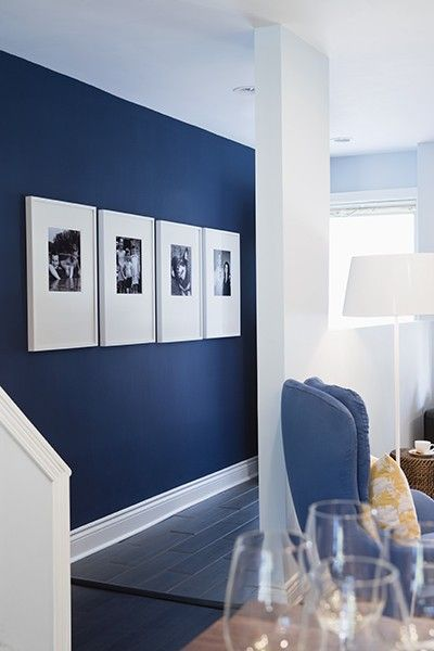 Paint Kitchen Cabinets White Or Black Feeling Blue? Here Are 10 Of Our Favourite Shades | Rowe