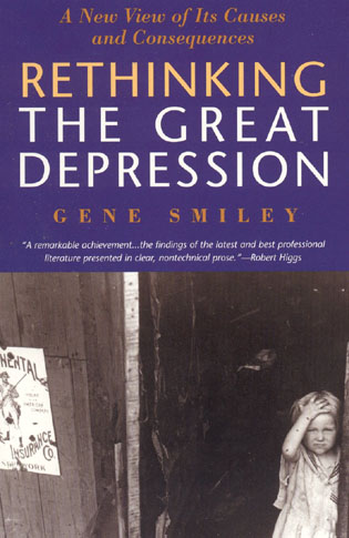 Rethinking the Great Depression - 9781566634717 - Rowman