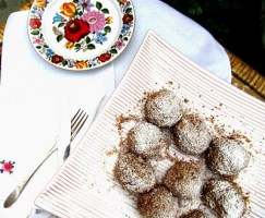 Hungarian Plum Dumplings