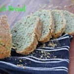 Spinach and Quinoa Bread
