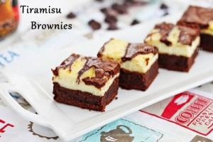 tiramisu brownies | Roxanashomebaking.com