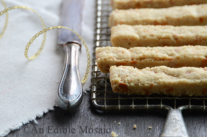 Butterscotch + Brown Butter Shortbread