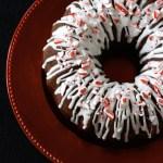 Chocolate-Peppermint Bundt Cake