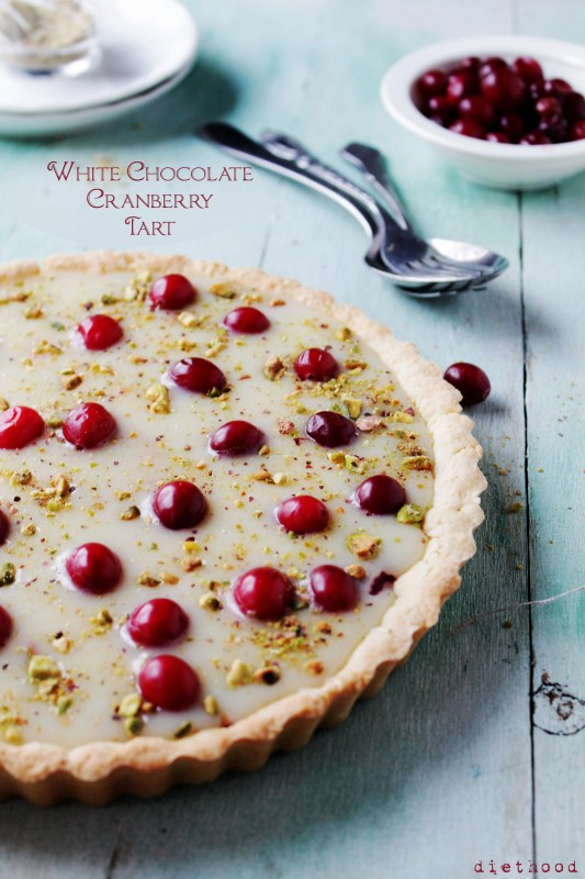 White-Chocolate-Cranberry-Tart-1-@diethood