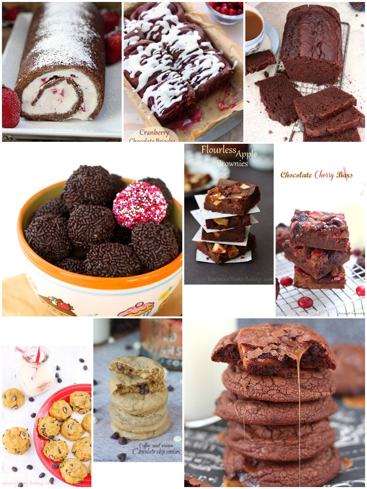 Irresistible chocolate desserts everyone will love. Recipes from Roxanashomebaking.com