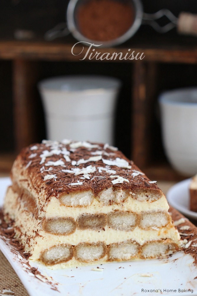 Recipe for Tiramisu - a classic Italian dessert made with just a handful of ingredients.