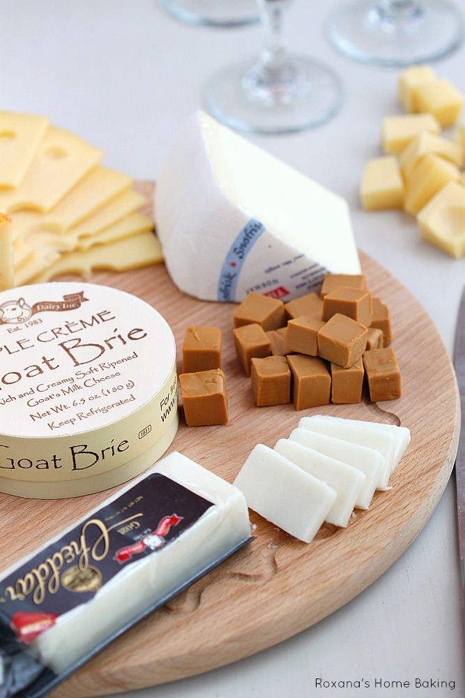 cheese platter 5
