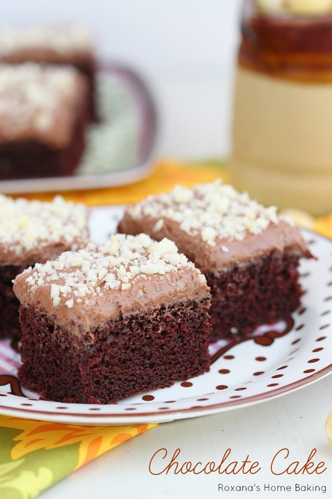 Chocolate buttermilk sheet cake recipe