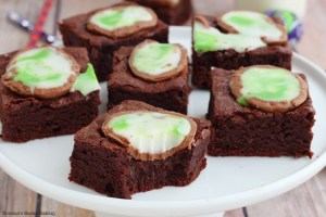 scream cadbury brownies recipe