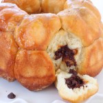 homemade sticky chocolate filled monkey bread recipe