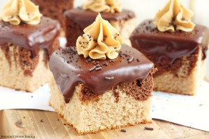 peanut butter and chocolate cake recipe