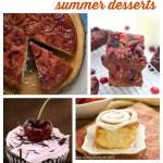 50 stone fruit summer desserts